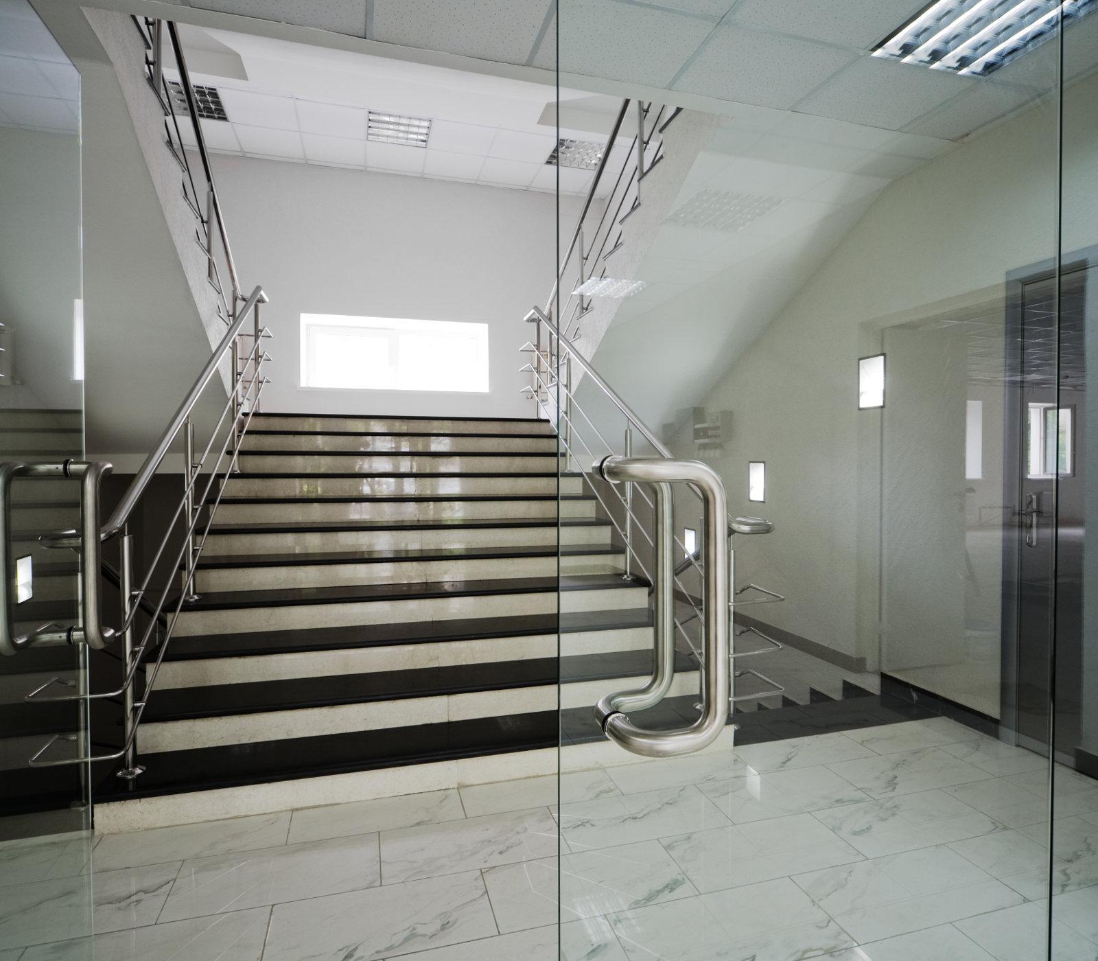 The ARTDIAME Glass Workshop Glass Doors